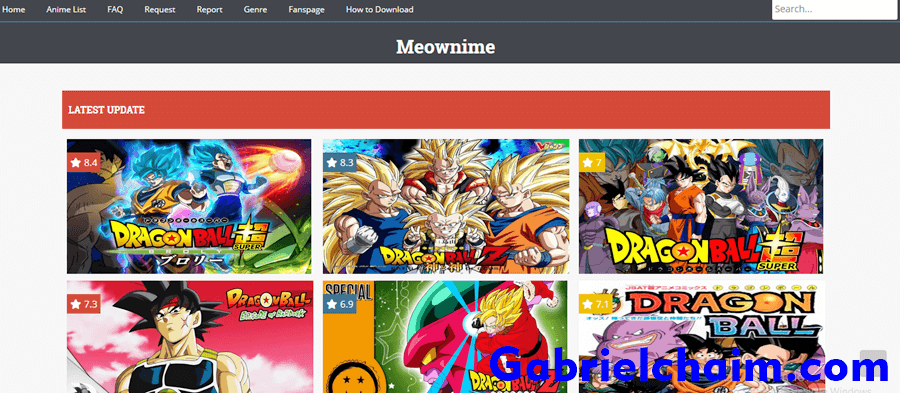Cara Download Anime Di Meownime di Android dan Laptop
